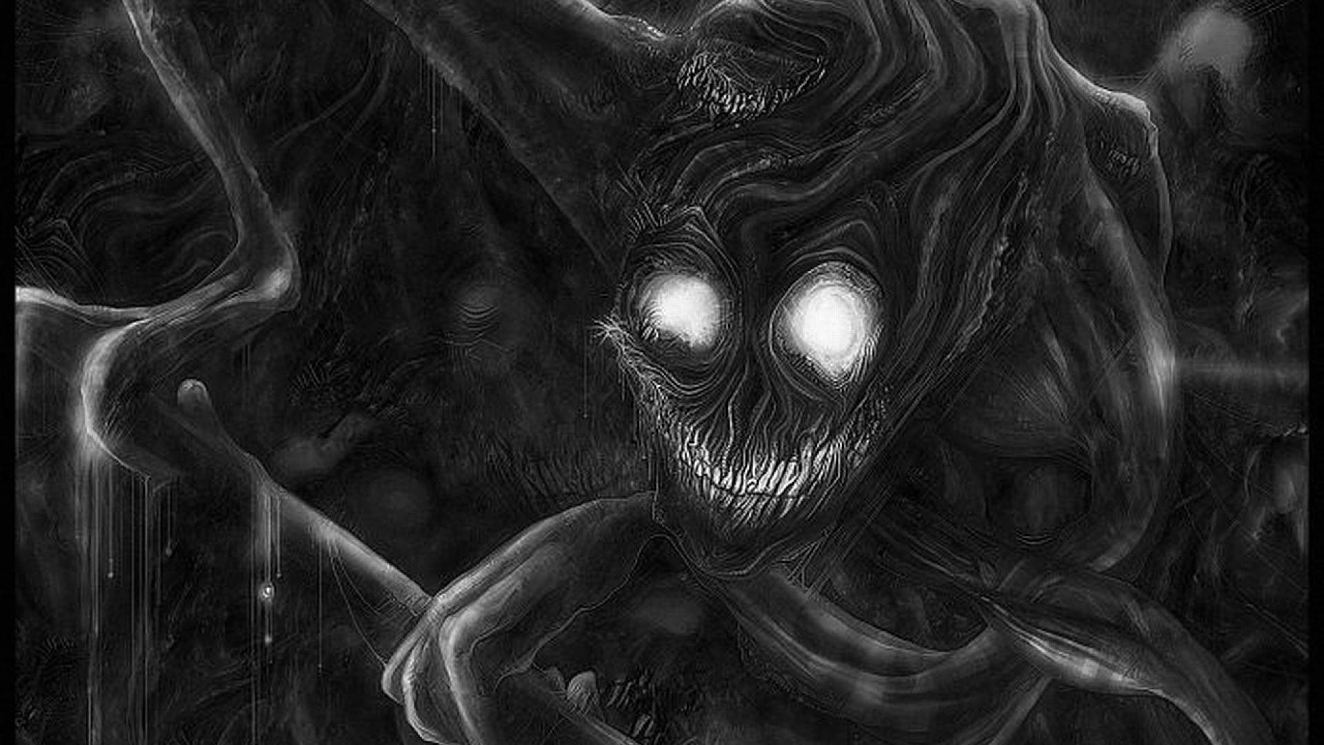 Scary Wallpaper for iPhone 56 images 1920x1080