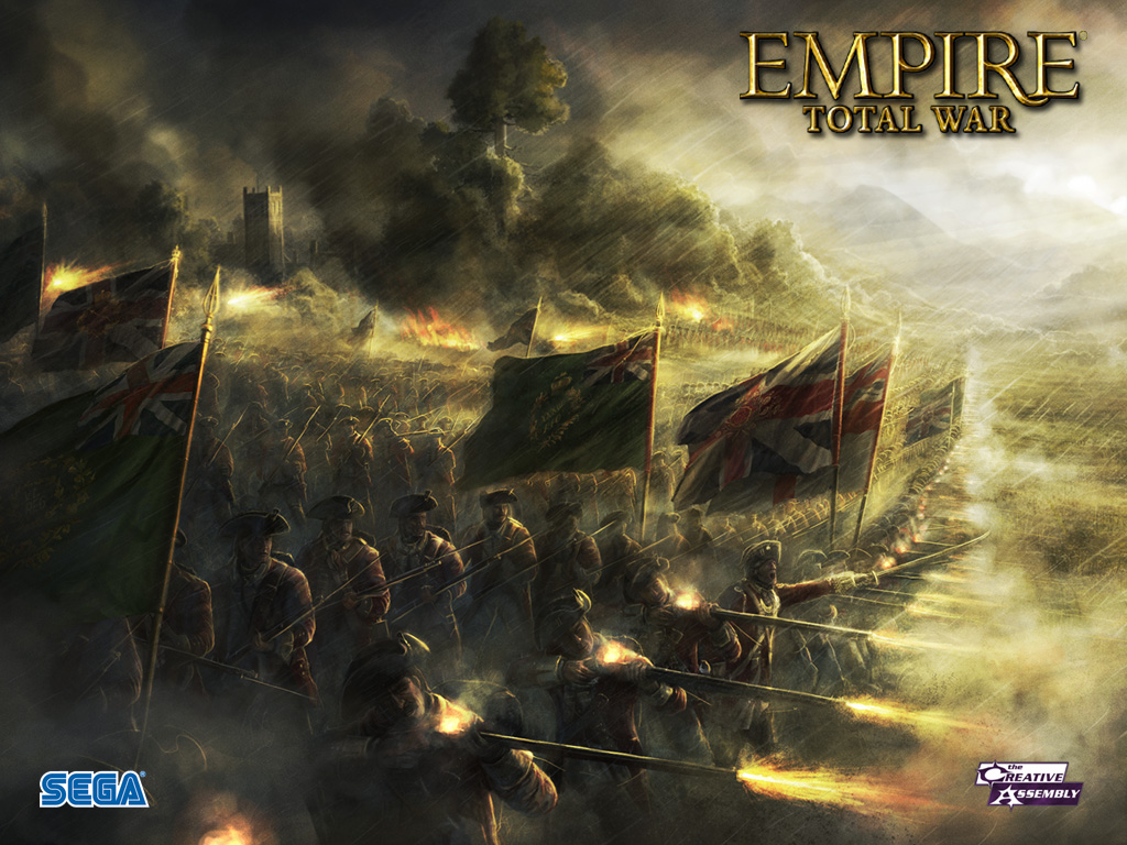 s1600empire total war artwork british infantry wallpaperjpg 1024x768