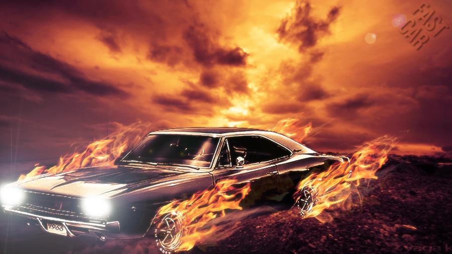 wallpaper fast car by agu5 900x506