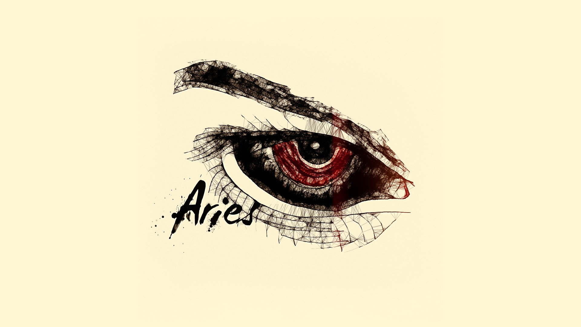 Aries Background for Desktop 1920x1080