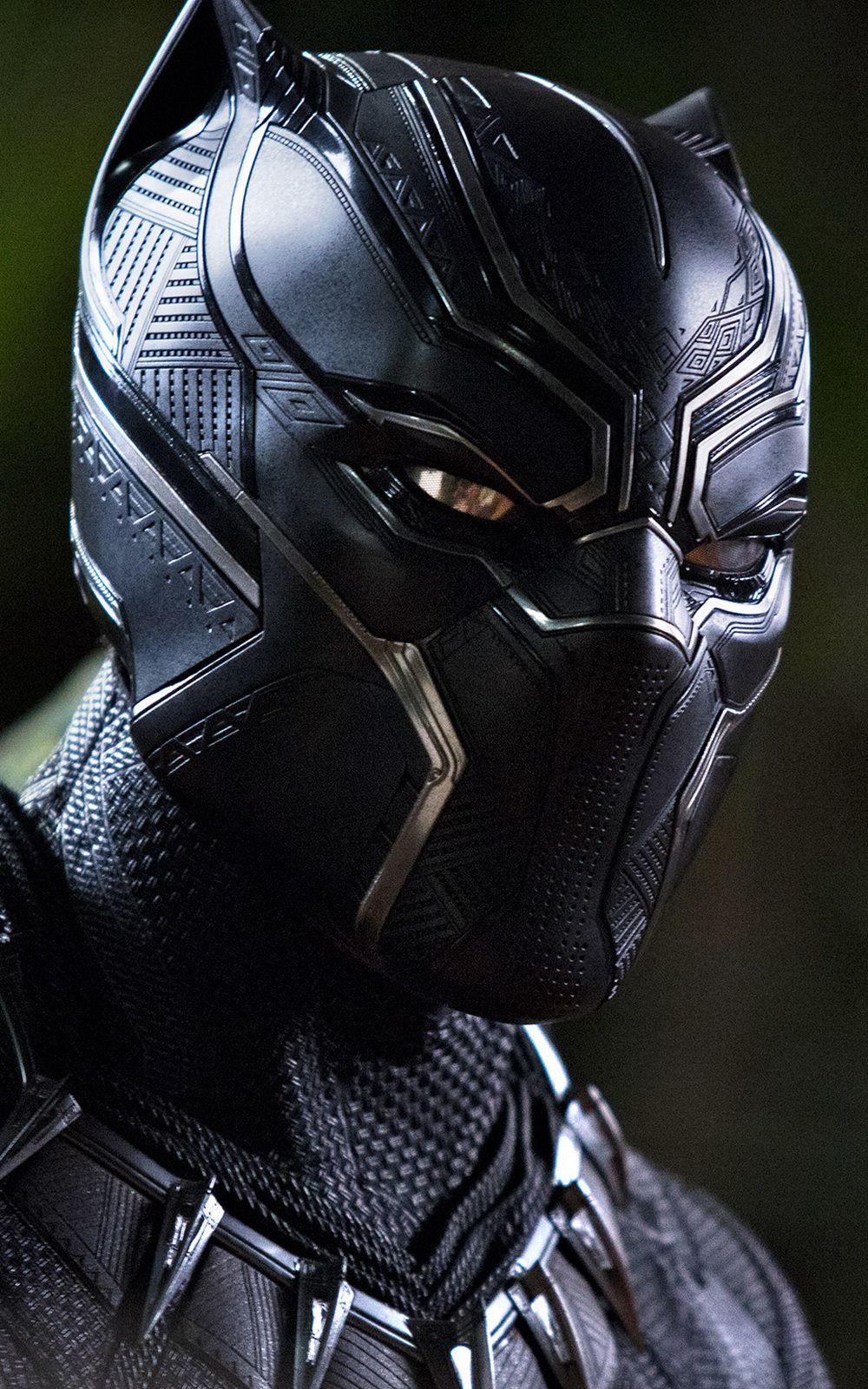 24 Black Panther Marvel Mobile Wallpapers On Wallpapersafari