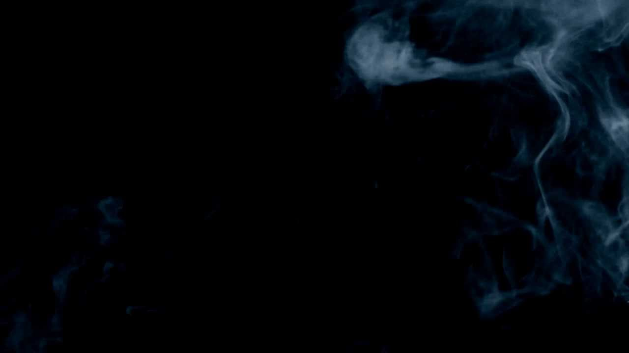 Free download Cigarette Smoke On Black Background [1280x720] for