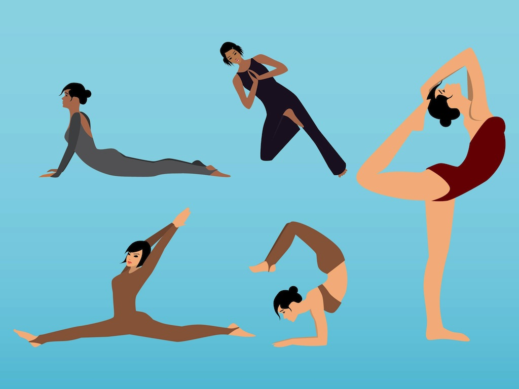 Yoga Poses Wallpaper - WallpaperSafari