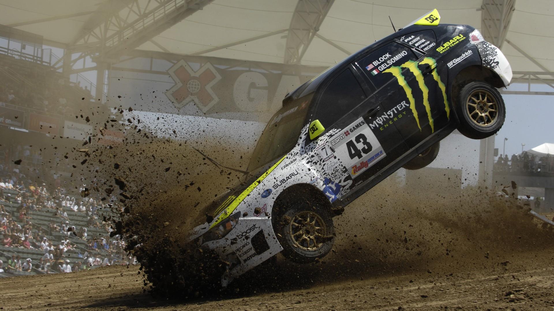 4523974 Subaru car Ken Block Rally dirt wallpaper 1920x1080
