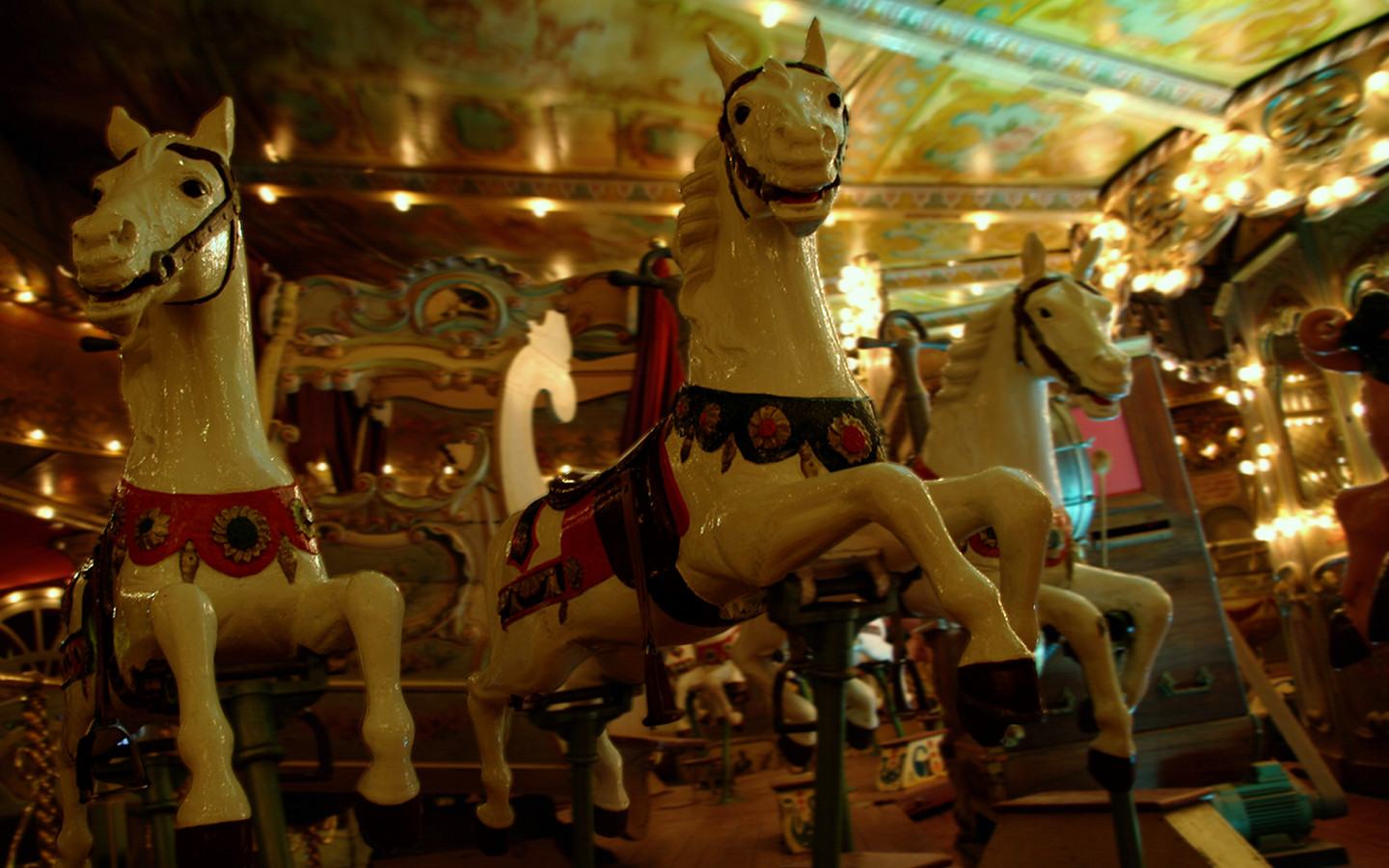 Merry Go Round Desktop Wallpaper Preview Wallcapernet Pictures