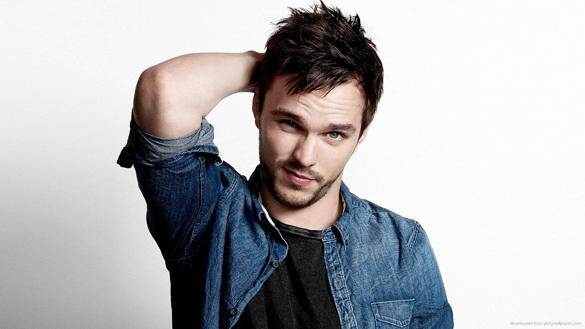 Nicholas Hoult Wallpapers and Background Images   stmednet 1920x1080
