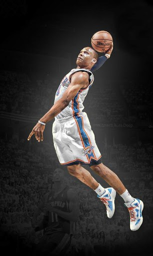 Download Russell Westbrook Wallpaper for Android by GreatWallpaper 307x512