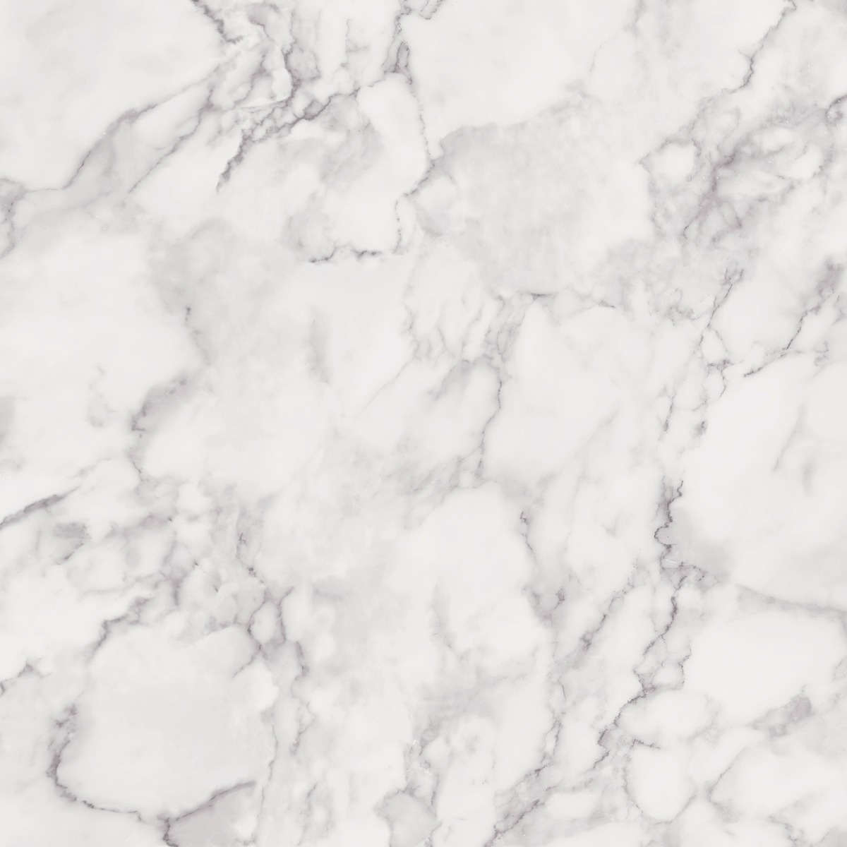 Marblesque Plain Marble Wallpaper White Fine Decor FD42274 1200x1200