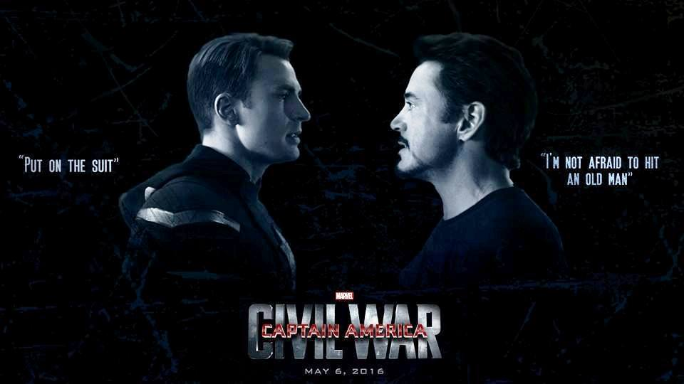Captain America Civil War 1080p Wallpapers Wallpapersafari