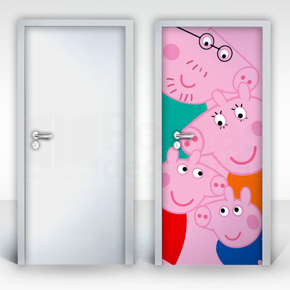 Adesivo Peppa Pig Adesivo Peppa Pig LZK Gallery 1000x1000