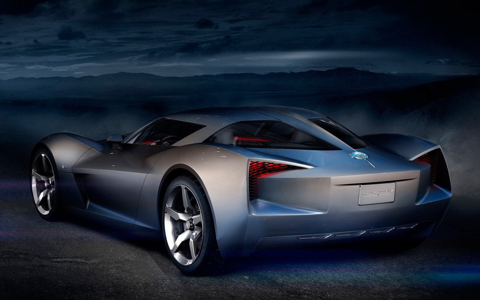 Chevrolet Corvette Stingray wallpaper 3683 1920x1200