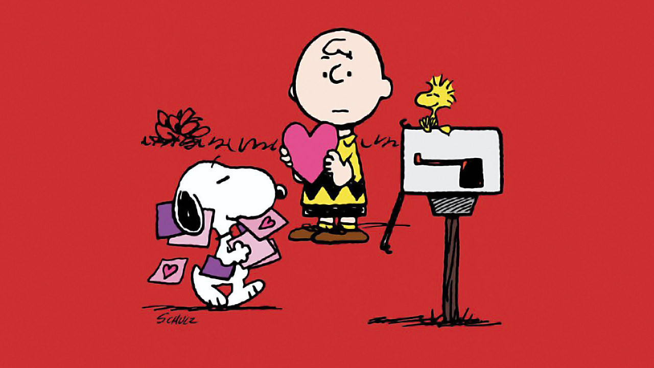 Ver Be My Valentine Charlie Brown 1975 online y descargar gratis 1280x720