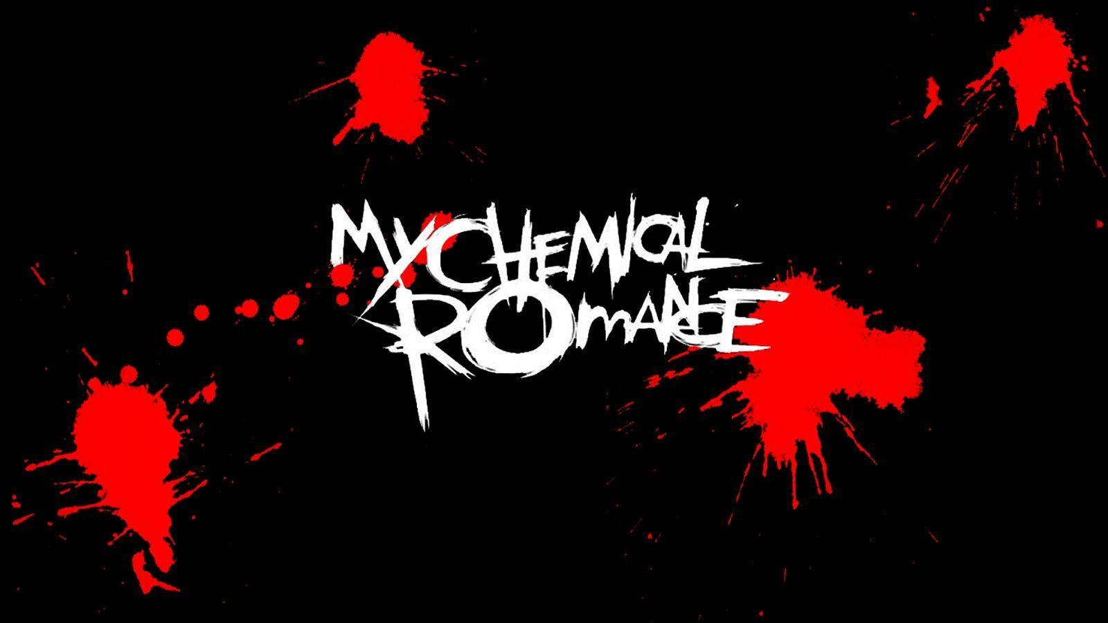 My Chemical Romance Backgrounds 1600x900