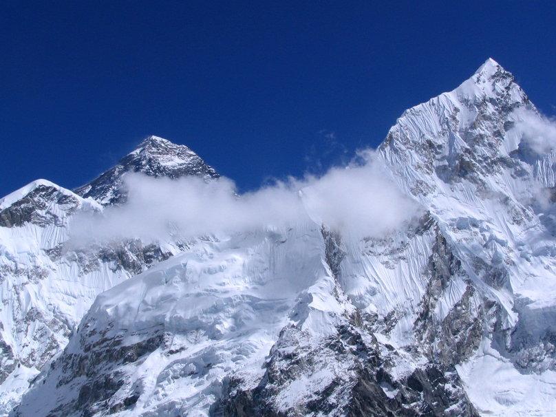 Mt Everest Nepal wallpaper   ForWallpapercom 808x606