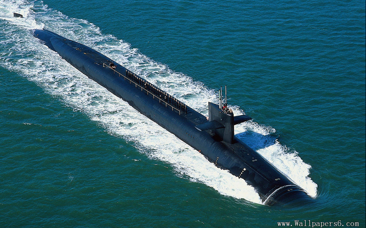 vesselsubmarine Military wallpapers   download wallpapers 1280x800