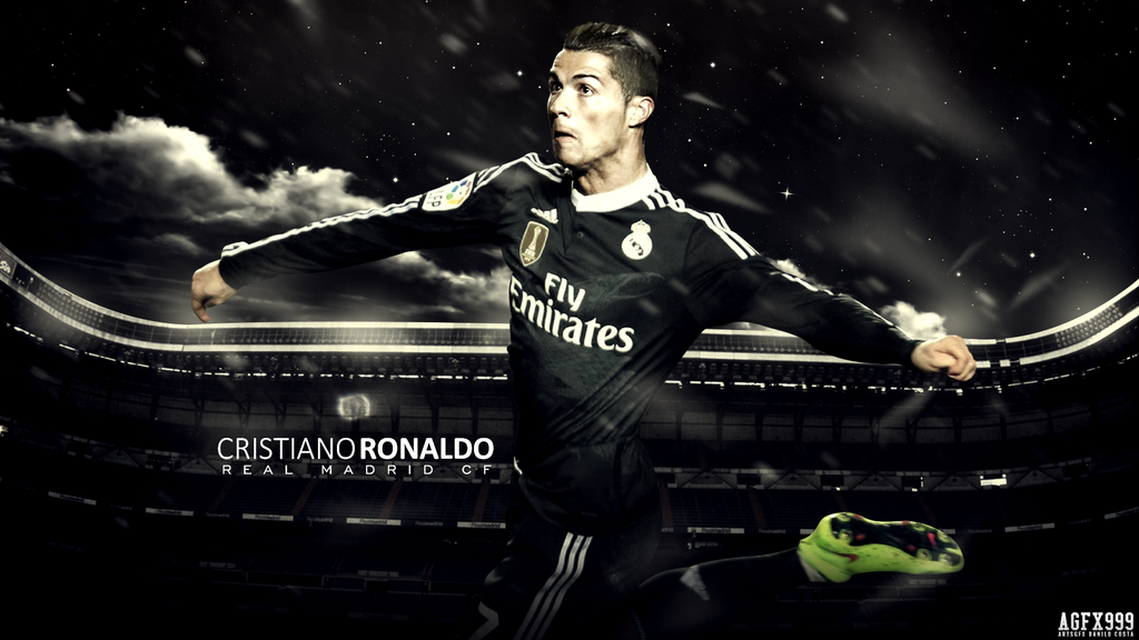Wallpaper CR7 Atau Cristiano Ronaldo 20152016 Gambar Wallpaper 1024x576