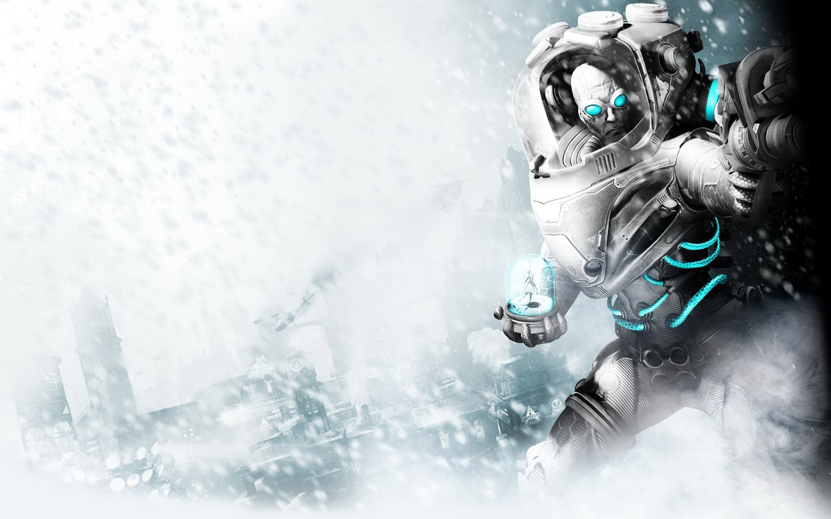 mr freeze wallpaper wallpapersafari