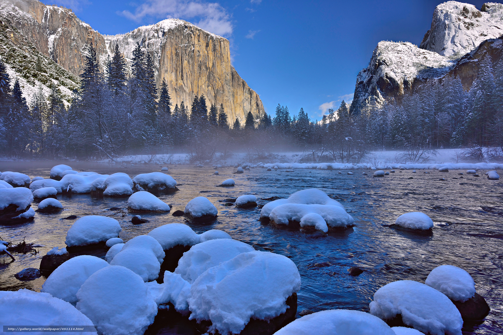 Download wallpaper USA Yosemite National Park yosemite national park 1600x1067