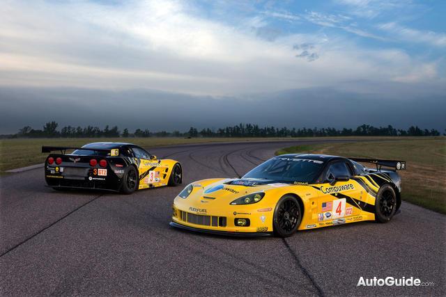 Official Corvette Racing Debuts GT2 Spec C6R AutoGuidecom News 640x427