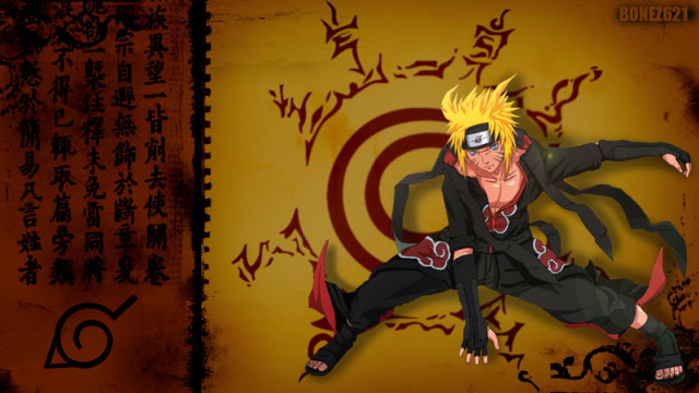Download 50 Naruto HD Wallpapers for Desktop   Cartoon District 640x360