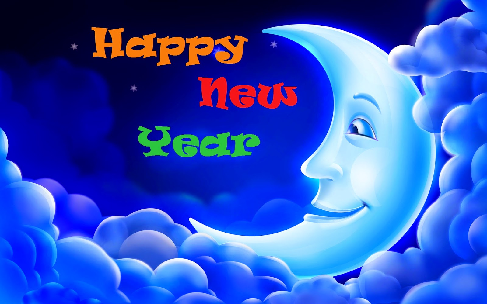 Free Download Happy New Year 2015 Desktop Background