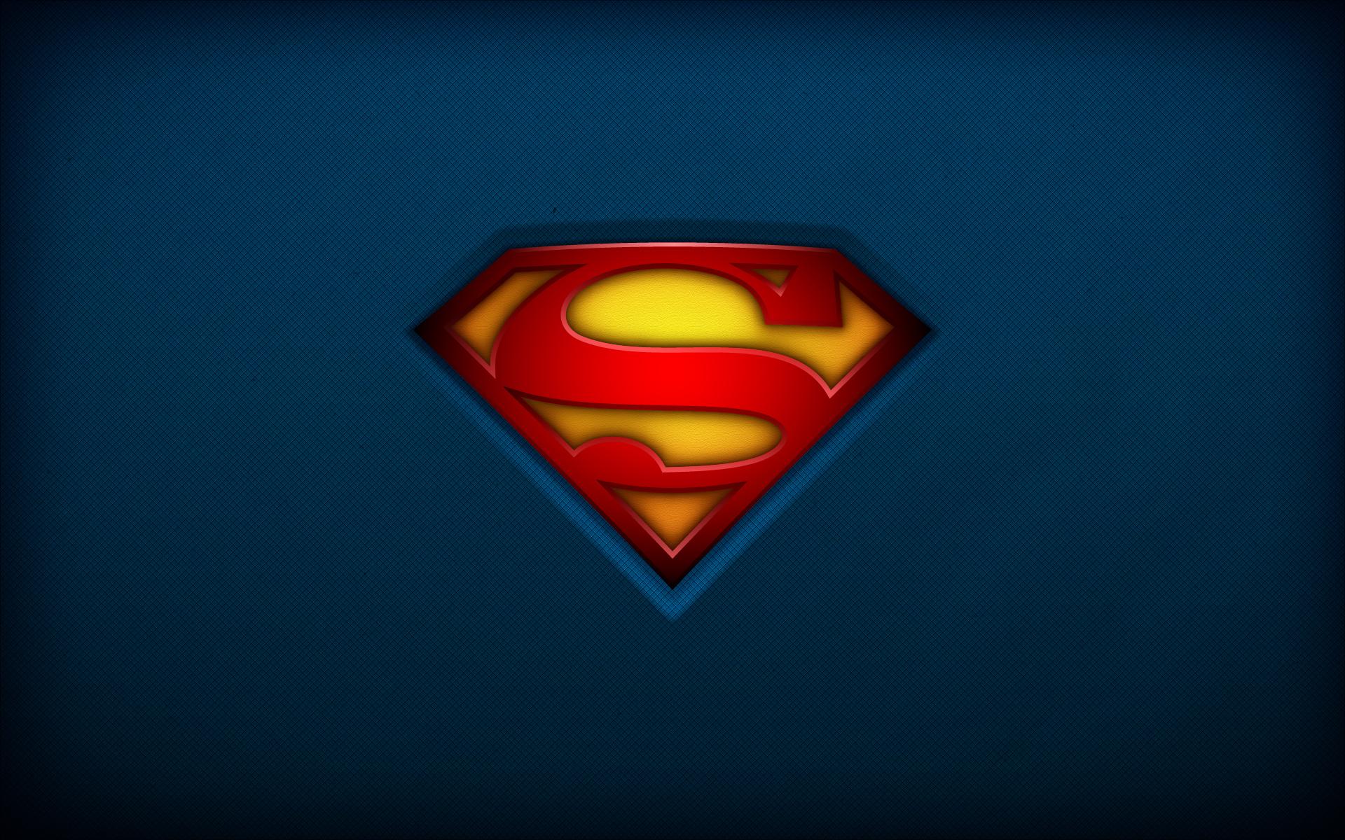 Pics Photos   Superman Logo Wallpaper 1080p 1920x1200