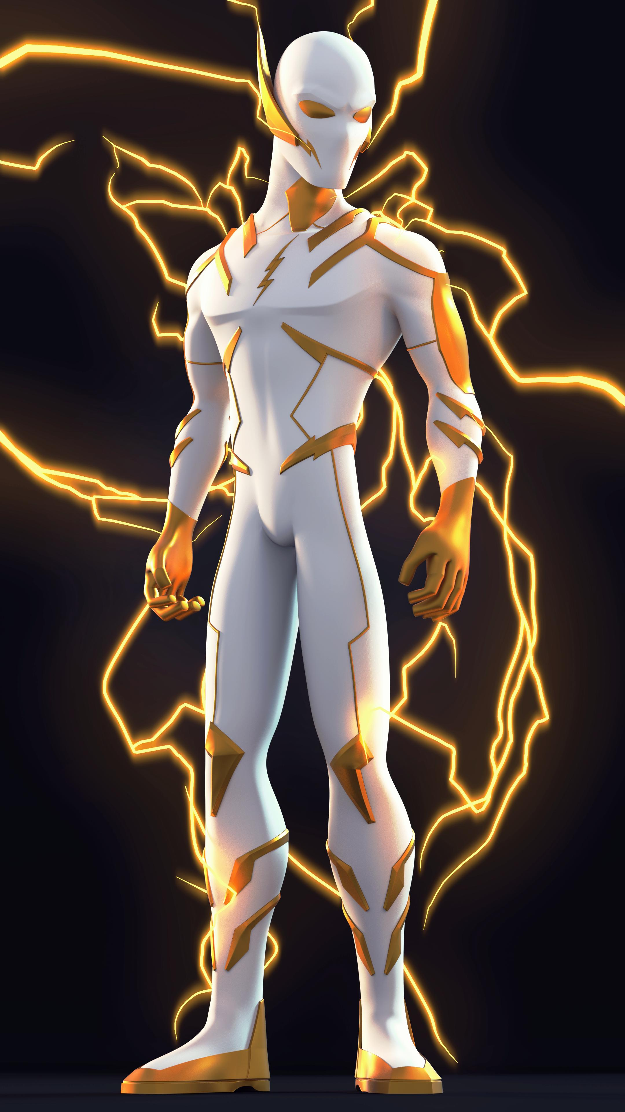 Flash Godspeed Wallpapers   Top Flash Godspeed Backgrounds 2160x3840