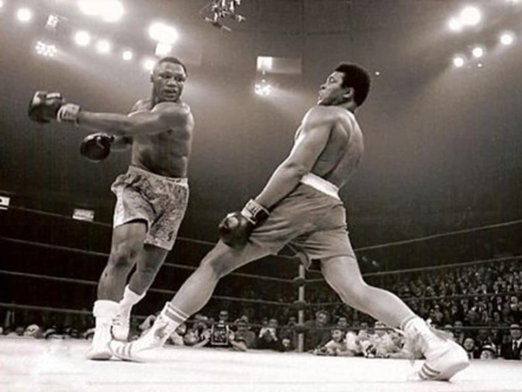 Joe Frazier Wallpaper for Mac   Download 1020x766
