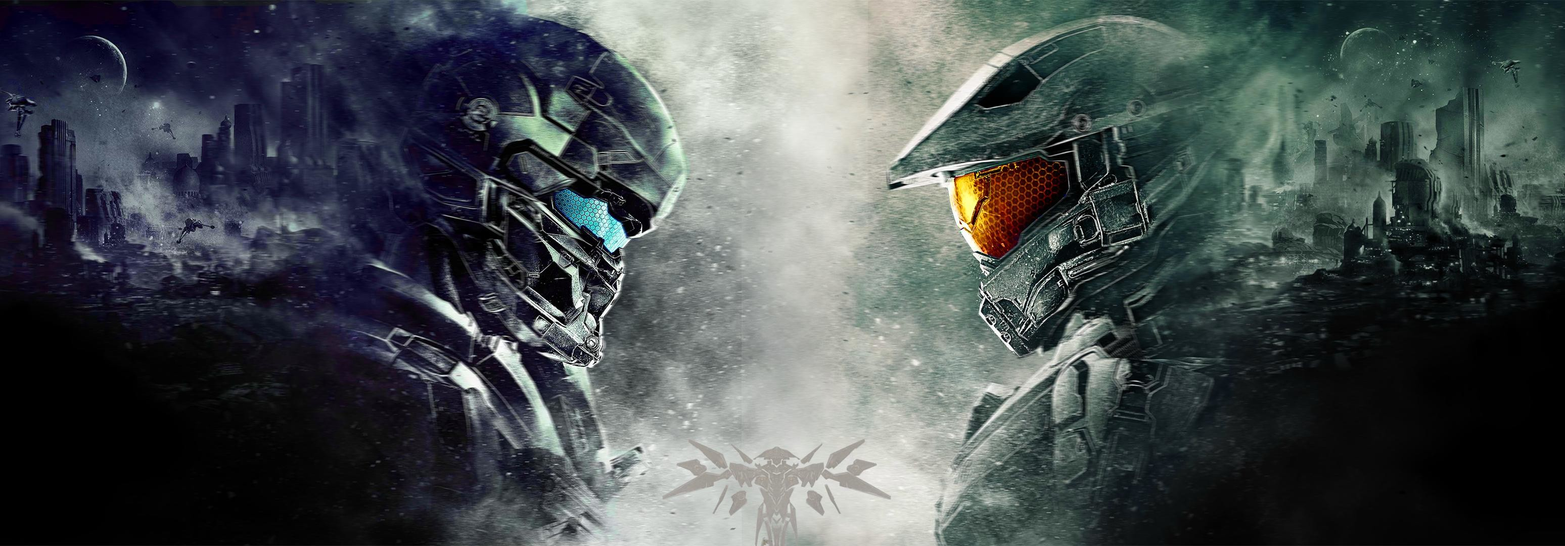 78 Halo 1080P Wallpapers on WallpaperPlay 3096x1080