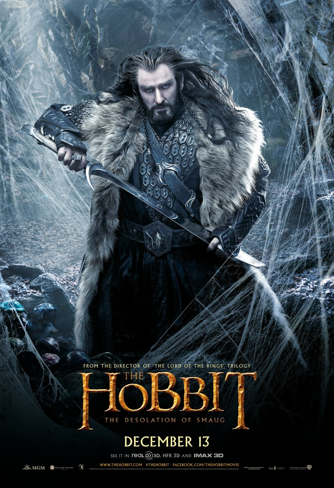 The Hobbit The Desolation Of Smaug HD Wallpaper Poster For iPhone 5 1097x1600