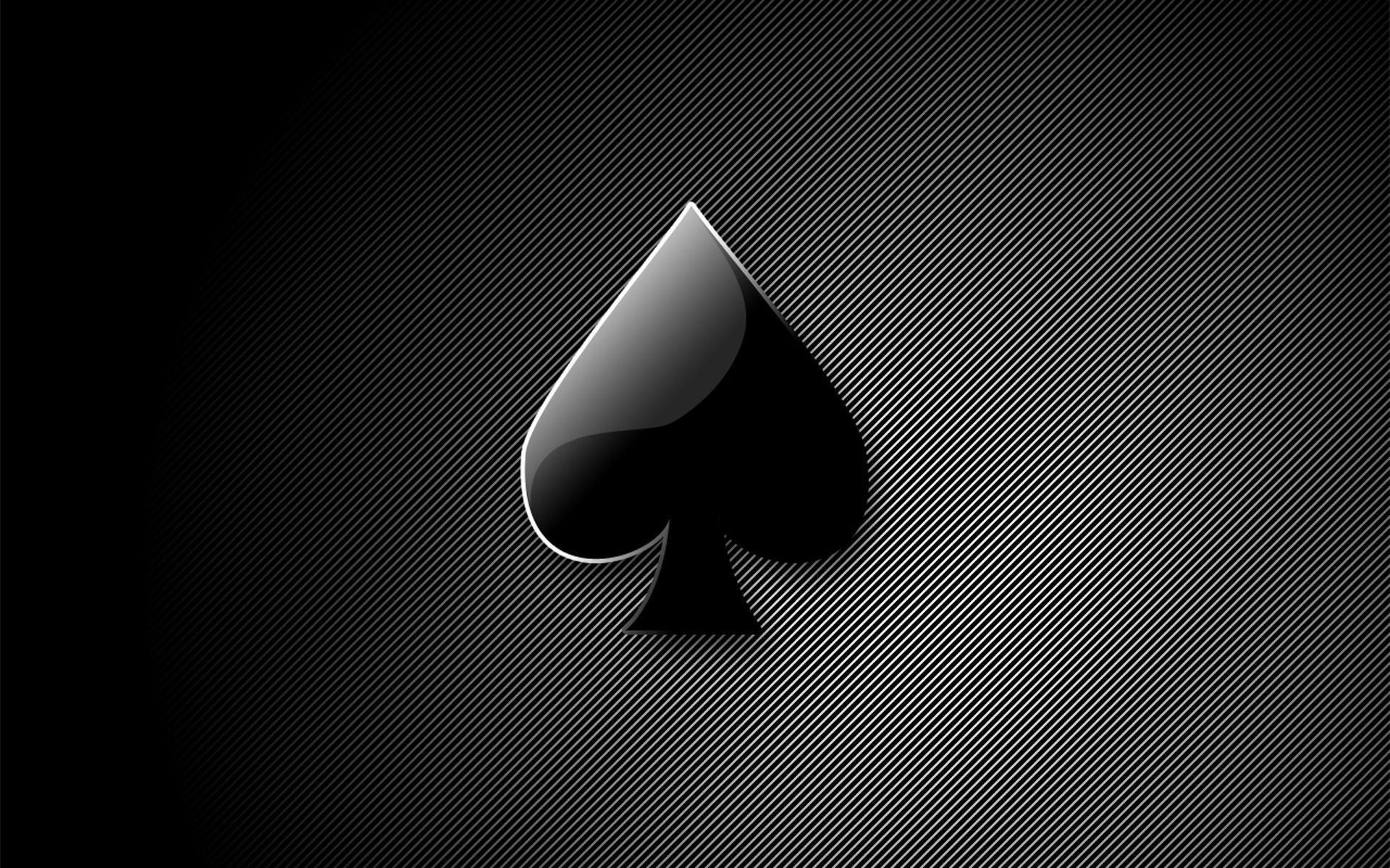 ace of spades wallpaper hd wallpapersafari. Black Bedroom Furniture Sets. Home Design Ideas