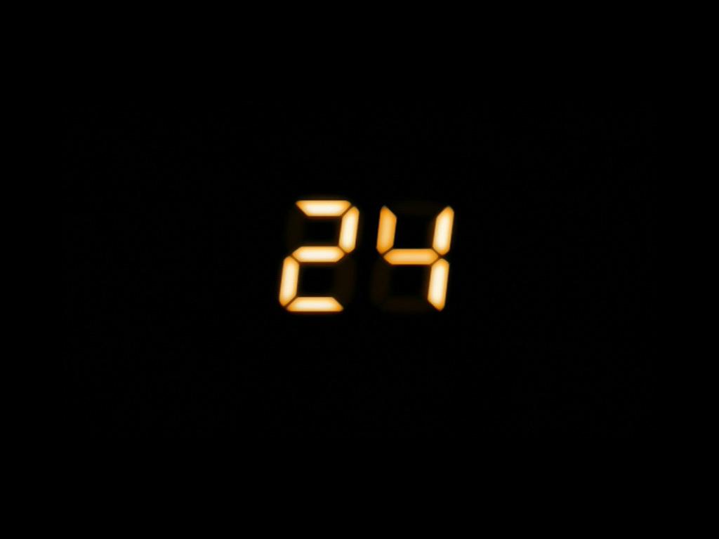 24 heures chrono wallpaper de lodyw provenant de 24 heures chrono 1024x768