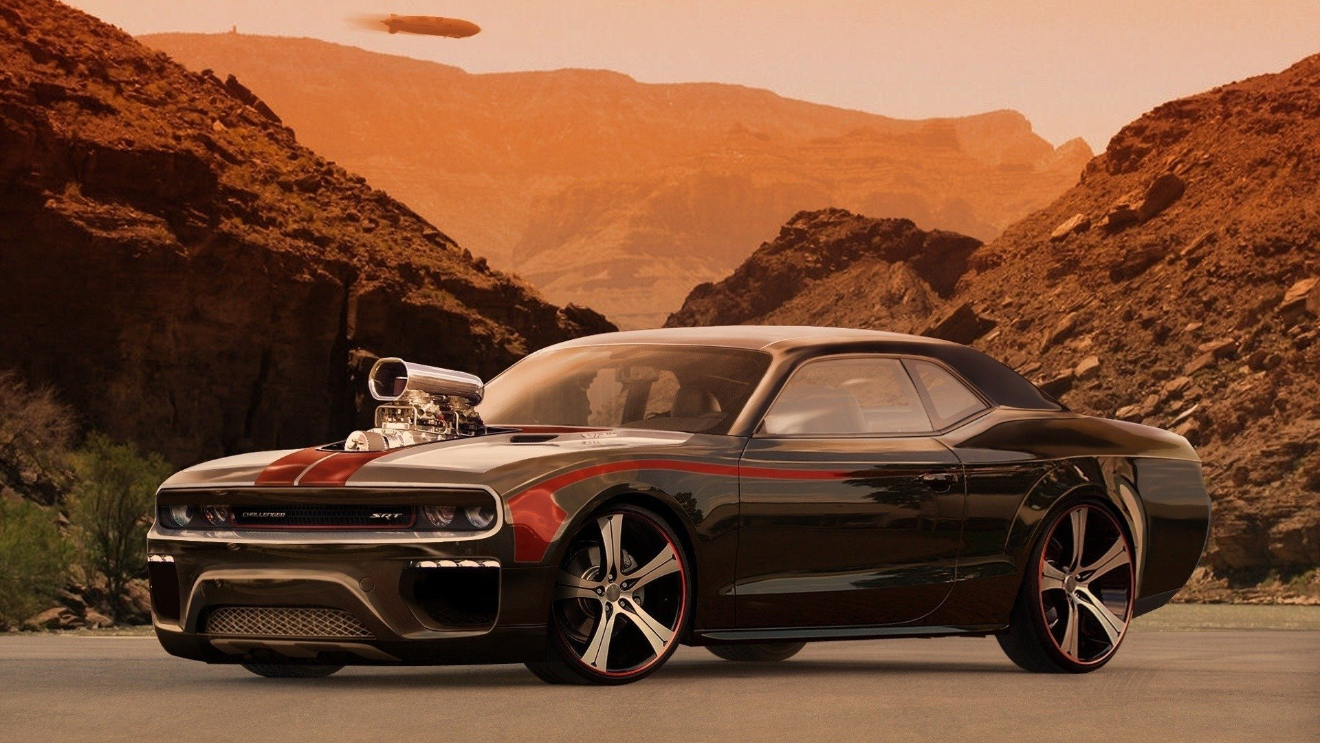 cool muscle car wallpaper 1920x1080