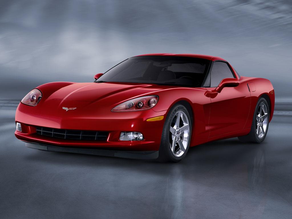 Corvette Wallpaper 1024x768
