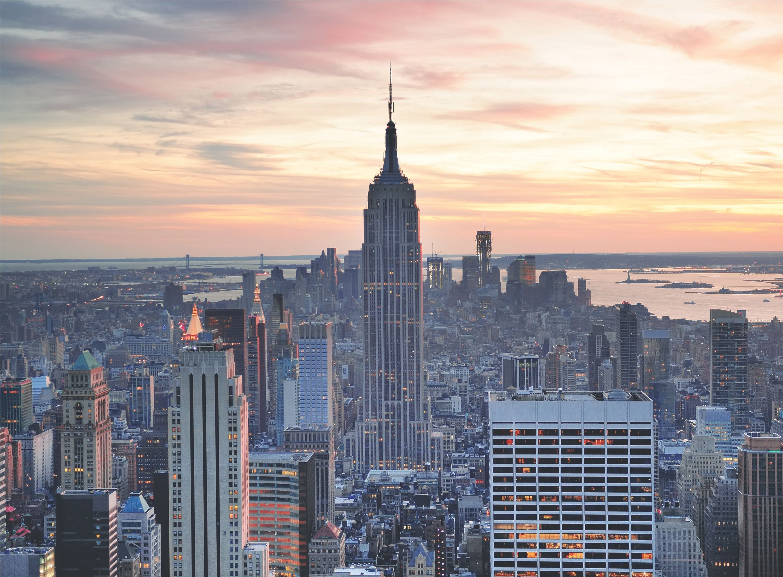 new york skyline wallpaper 3000x2209