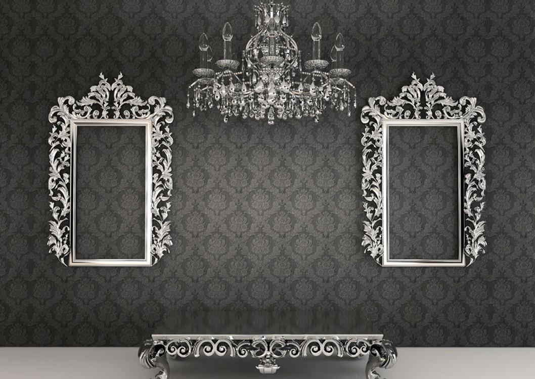 Chandelier Wallpaper 15   1058 X 750 stmednet 1058x750