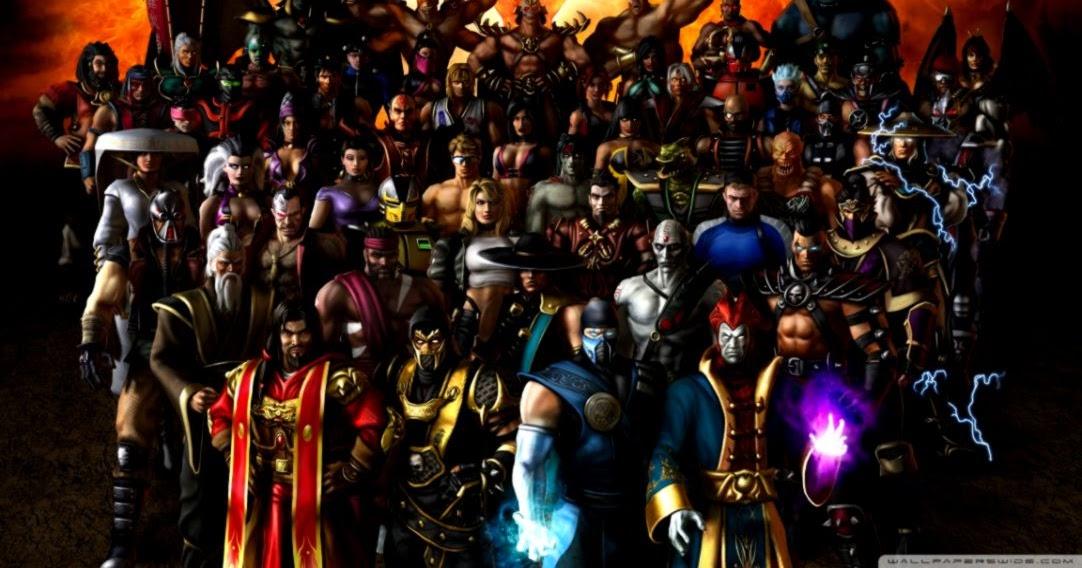 Mortal Kombat Armageddon 4k Hd Desktop Wallpaper   Mortal 1082x568