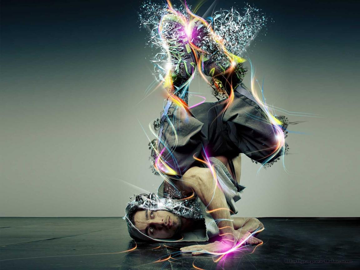 1152x864 Street Dance Art wallpaper music and dance wallpapers 1152x864