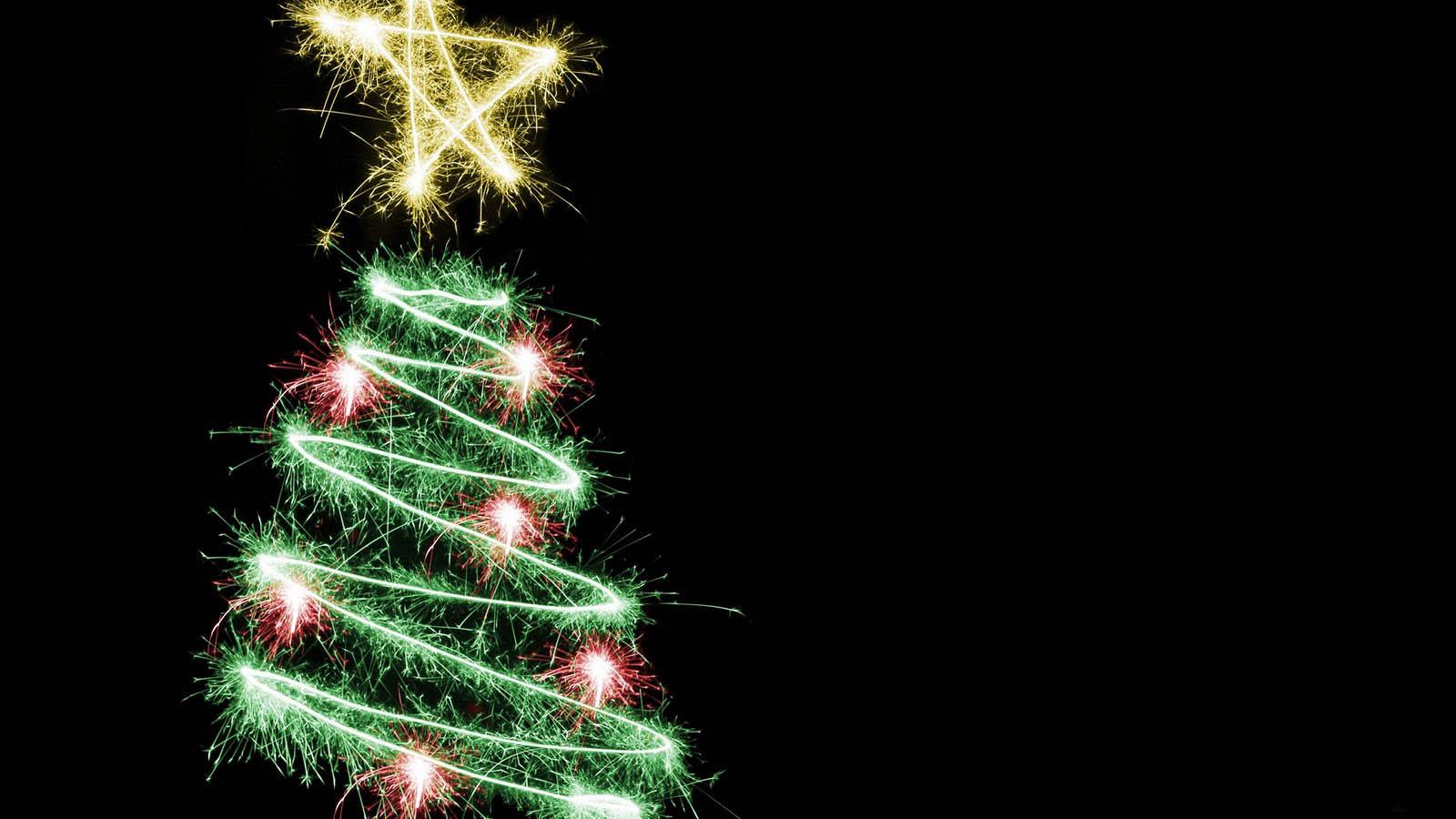 Best Desktop HD Wallpaper Christmas Lights Wallpapers 1600x900