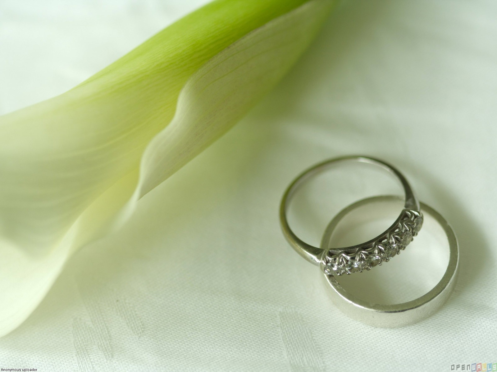 Wedding Ring Wallpaper