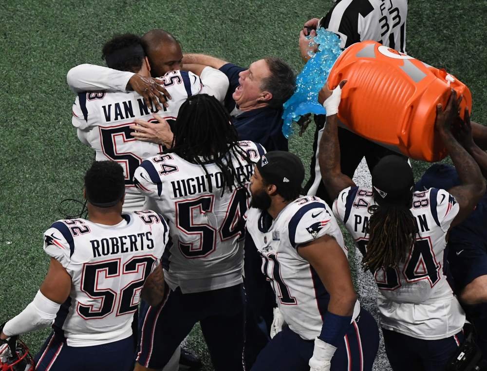 The 20 best photos capturing the Patriots 2019 Super Bowl win 1000x762
