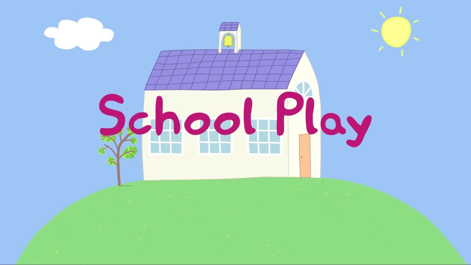 School Play Peppa Pig Wiki Fandom