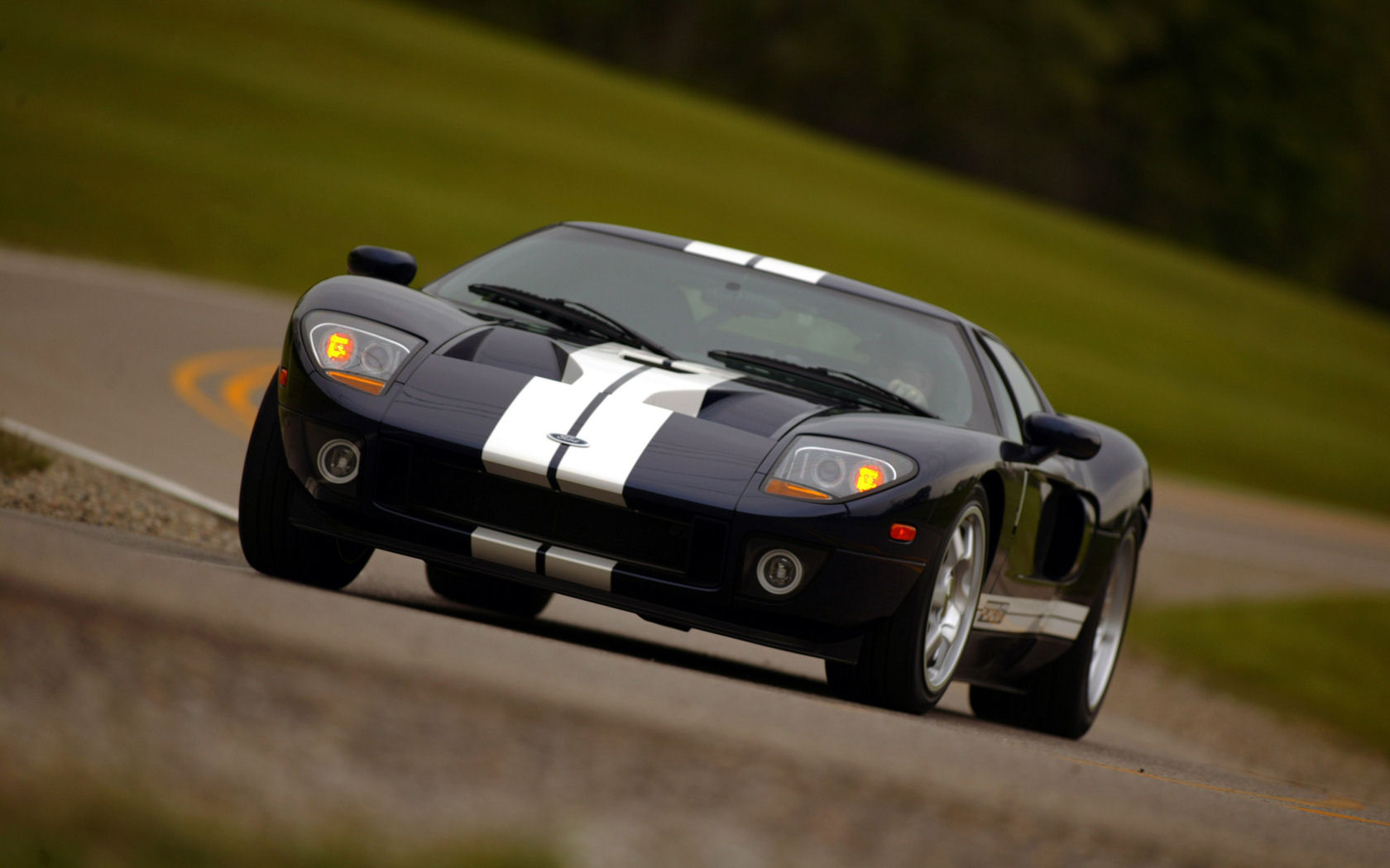 Ford Gt Desktop Wallpaper 1680x1050