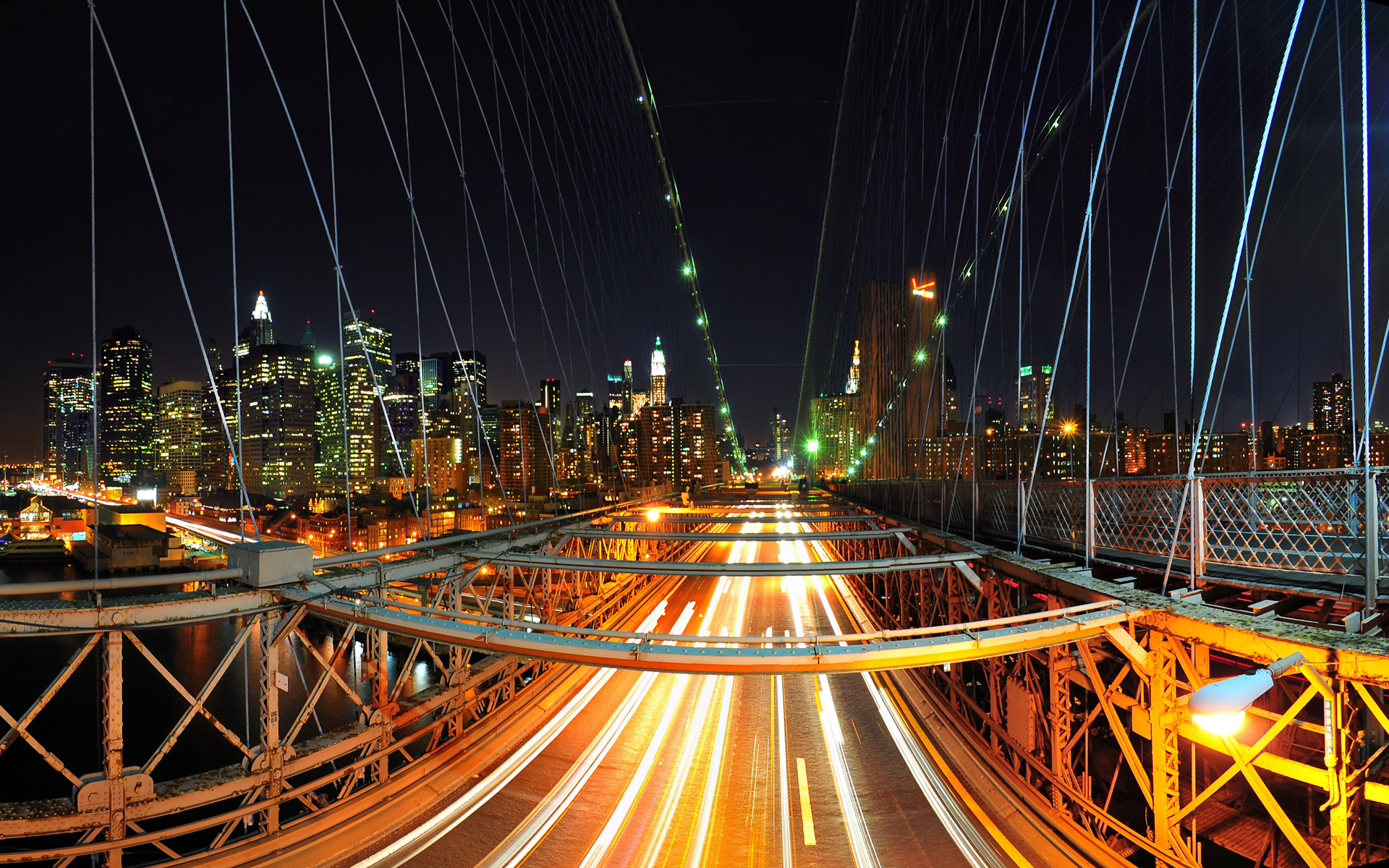 New York Nights Wallpapers HD Wallpapers 1920x1200