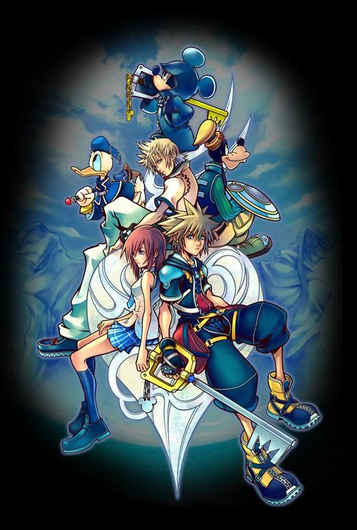 Kingdom Hearts Birth By Sleep Iphone Wallpaper