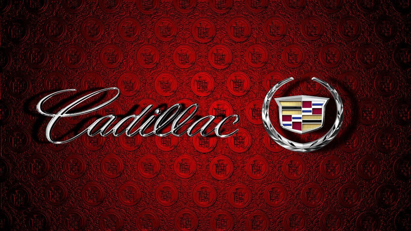Cadillac emblems III wallpaper   ForWallpapercom 1366x768