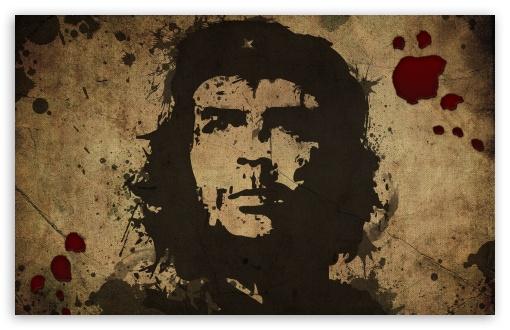 Che Guevara Freedom HD wallpaper for Standard 43 54 Fullscreen UXGA 510x330
