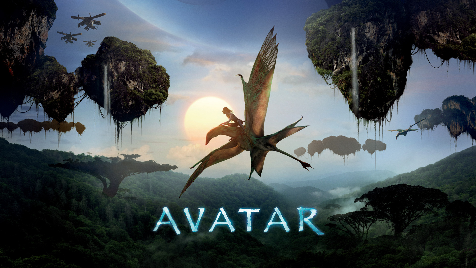 Avatar movie hd wallpaper