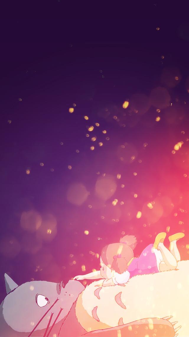 Studio Ghibli Phone Wallpaper - WallpaperSafari
