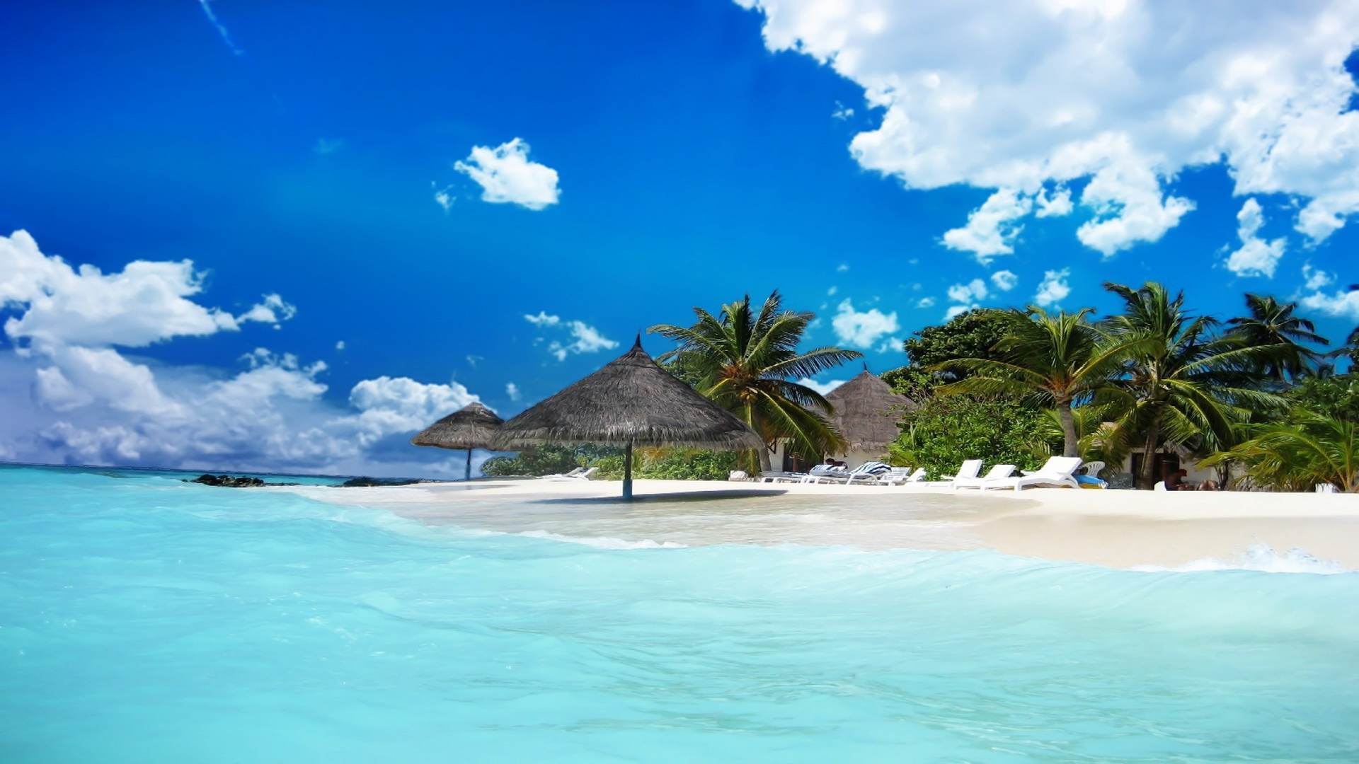 Beach Wallpapers HD Desktop Life Wallpapersjpg 1920x1080